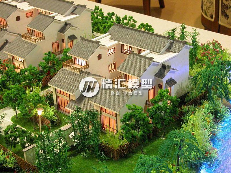郑州别墅沙盘模型