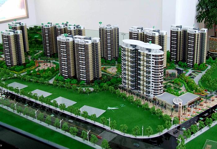 郑州沙盘模型案例展现