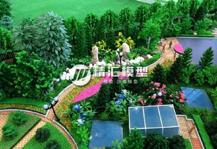 景观沙盘模型