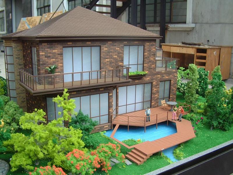 郑州楼盘沙盘模型使用效果案例展示