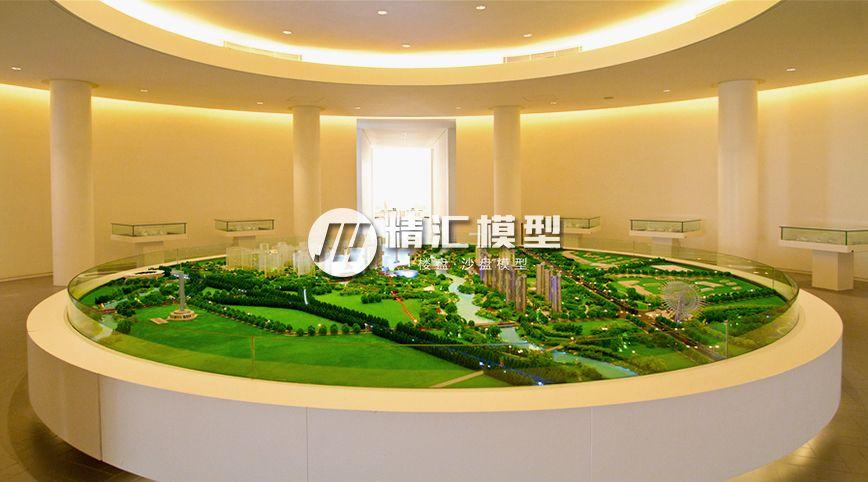 郑州楼盘沙盘模型