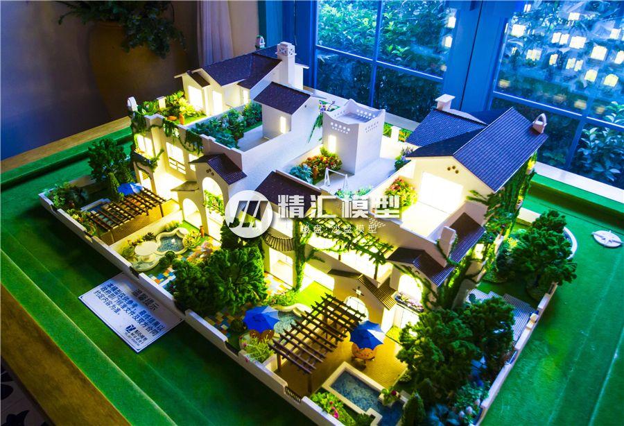 郑州精品沙盘模型案例展示多图